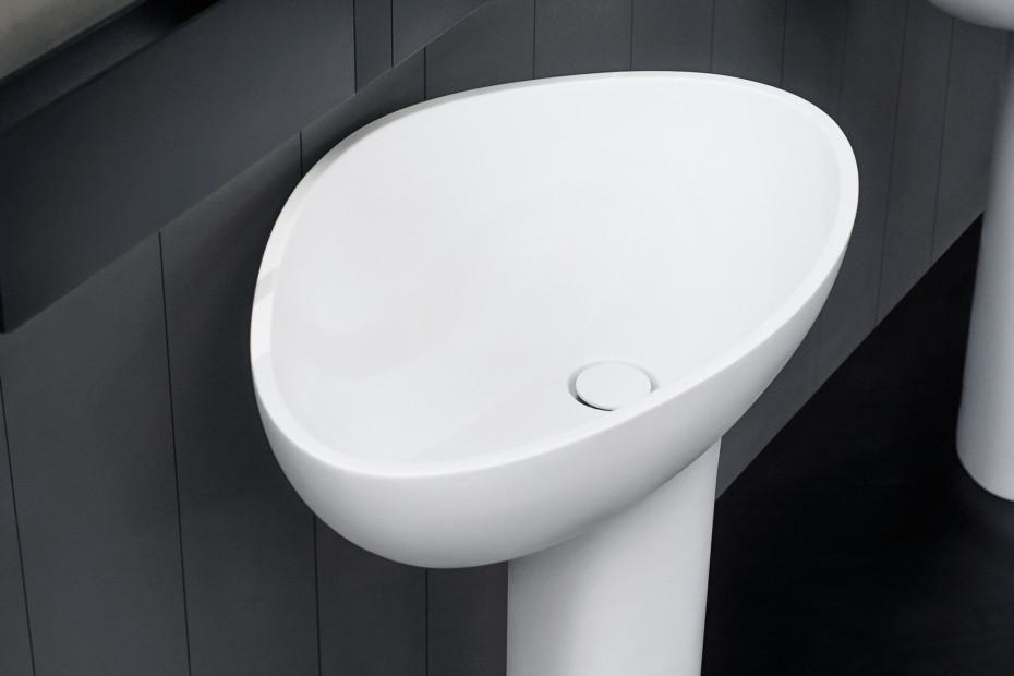 Drop Waschbecken freistehend
