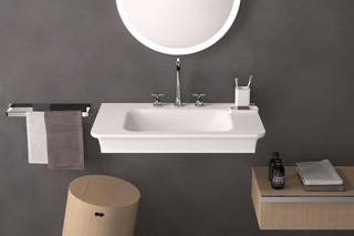 Novecento XL washbasin  by  agape