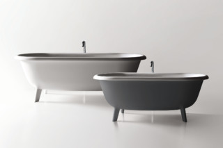 Ottocento bathtub small  by  agape