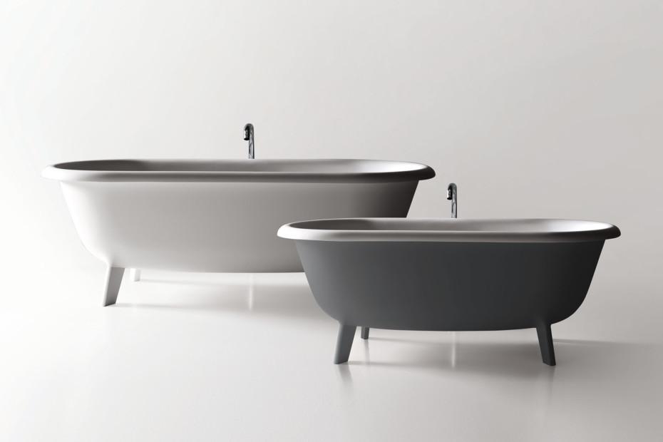 ottocento badewanne klein von agape stylepark. Black Bedroom Furniture Sets. Home Design Ideas
