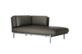 twelve chaise lounge  von  Alias