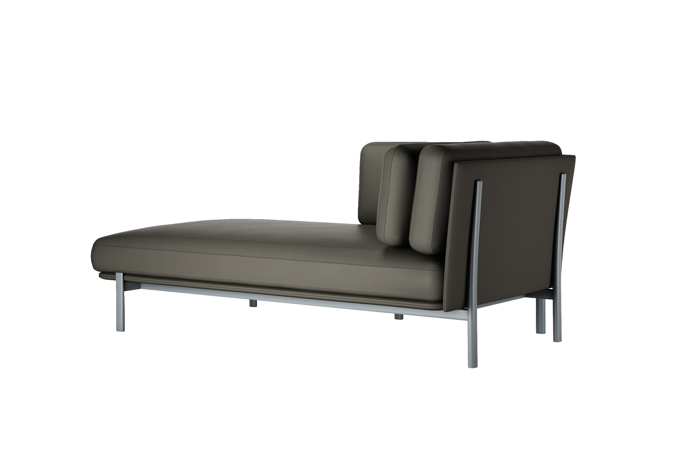 Twelve chaise lounge by alias stylepark for Chaise lounge construction