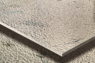 Jura limestone grey stacked and brushed  by  Altmühltaler Kalksteine