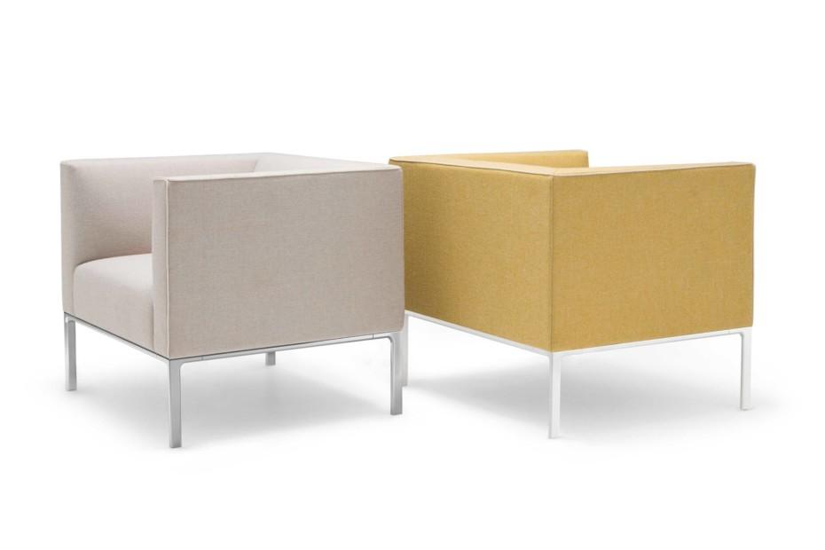 Raglan armchair