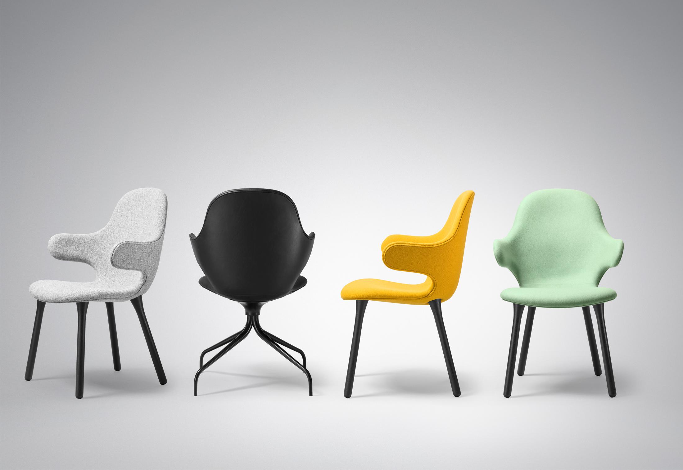 catch chair jh1 von tradition stylepark. Black Bedroom Furniture Sets. Home Design Ideas