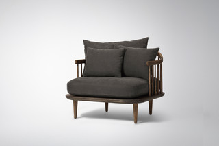 Fly armchair  by  &Tradition