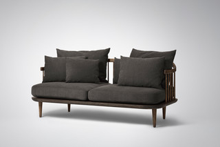 Fly sofa  by  &Tradition