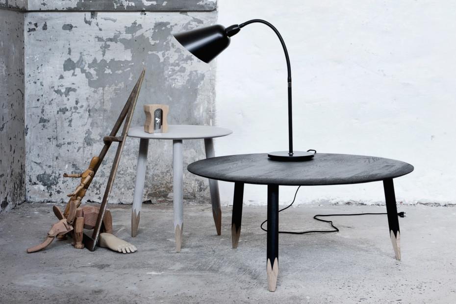 Hoof Lounge Table SW2