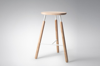 Raft barstool NA4  by  &Tradition