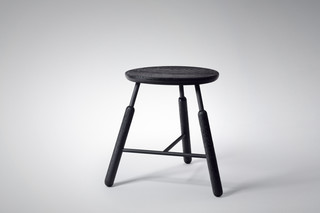Raft stool NA5  by  &Tradition