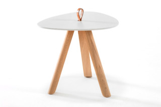 Tre side table  by  Arco