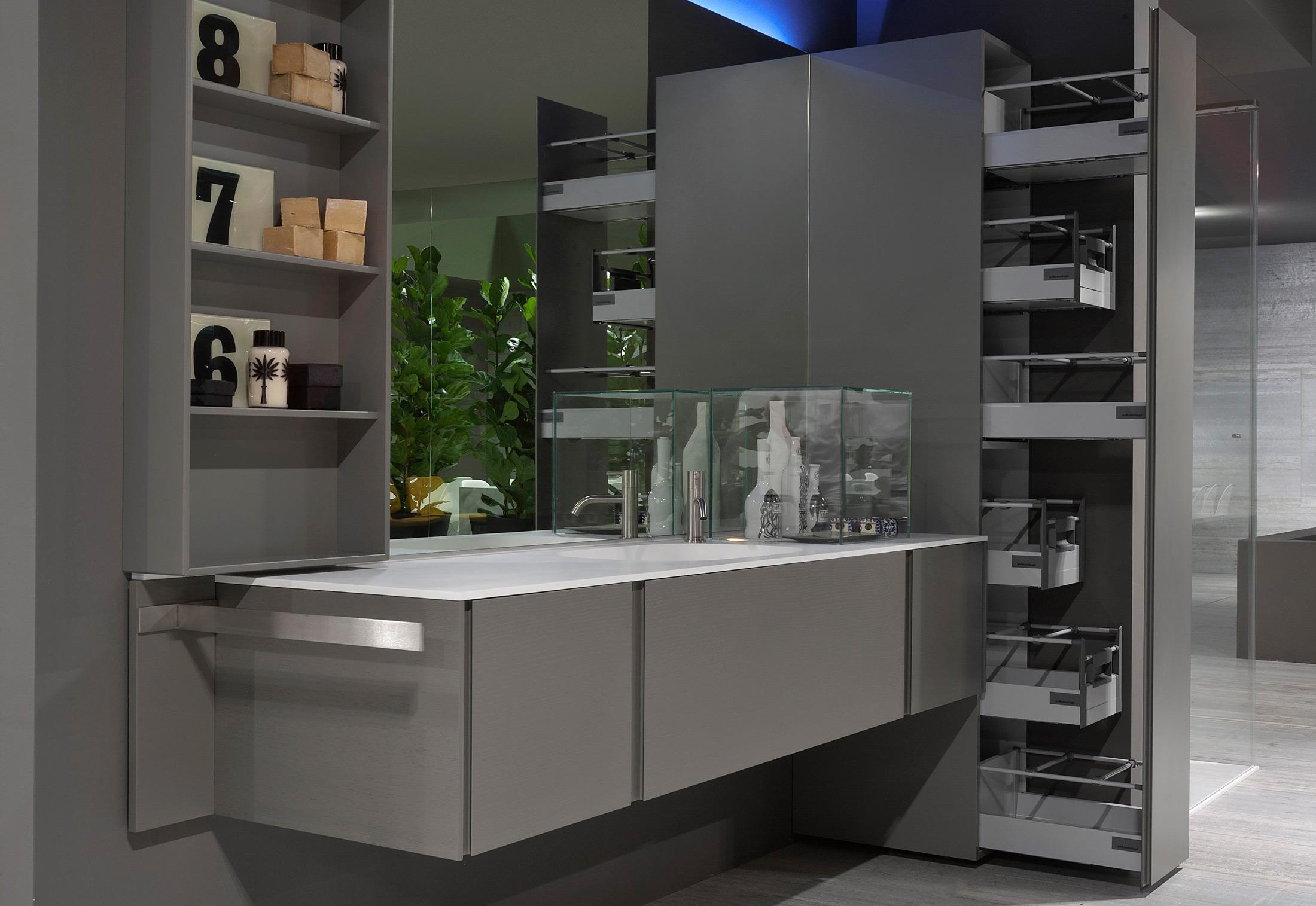 exelen einbauschrank von antonio lupi stylepark. Black Bedroom Furniture Sets. Home Design Ideas