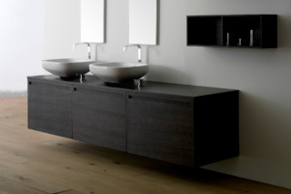 Materia vanity unit  by  Antonio Lupi