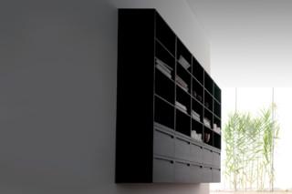 Materia wall cupboard  by  Antonio Lupi