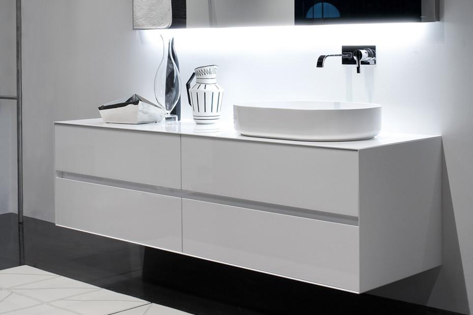 Panta Rei washbasin rounded edge