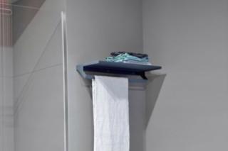Qgini bath shelf  by  Antonio Lupi