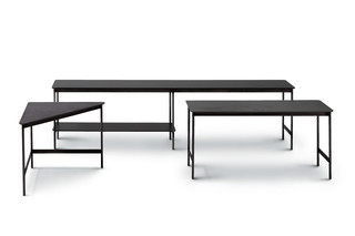 Capilano side table  by  arflex