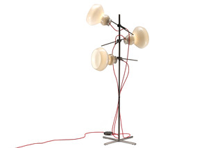 Blob standing lamp  by  Arketipo