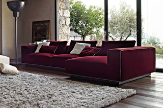 Norman corner couch  by  Arketipo