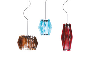 Oompa-Loompa pendant lamp  by  Arketipo