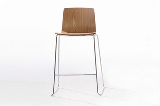 Aava - Counter stool  by  Arper