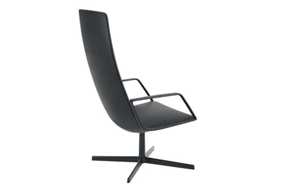 Catifa Sensit - Lounge vierstrahlig, hohe Rückenlehne