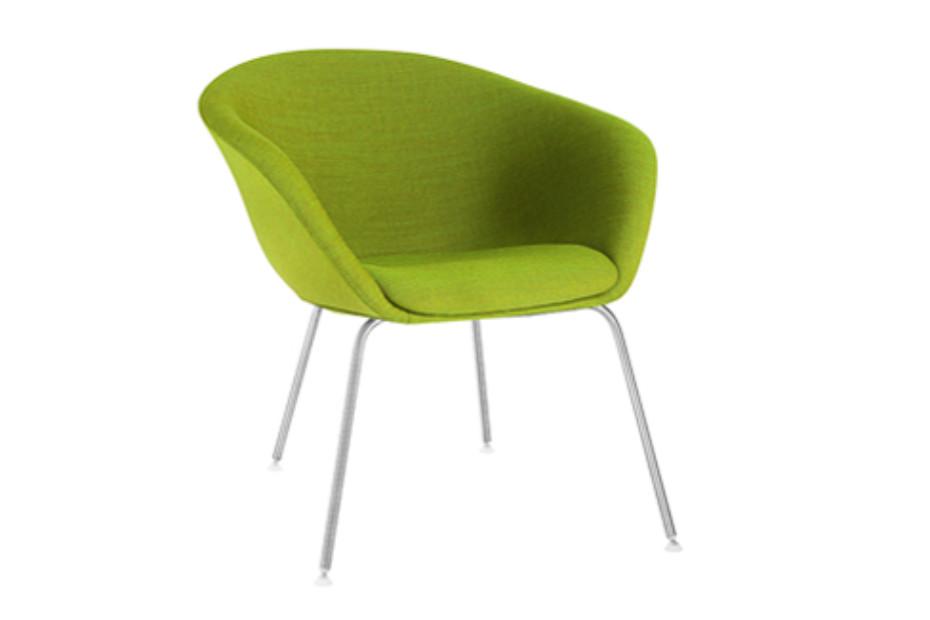 Sensational Duna 02 4 Legs Lounge By Arper Stylepark Machost Co Dining Chair Design Ideas Machostcouk