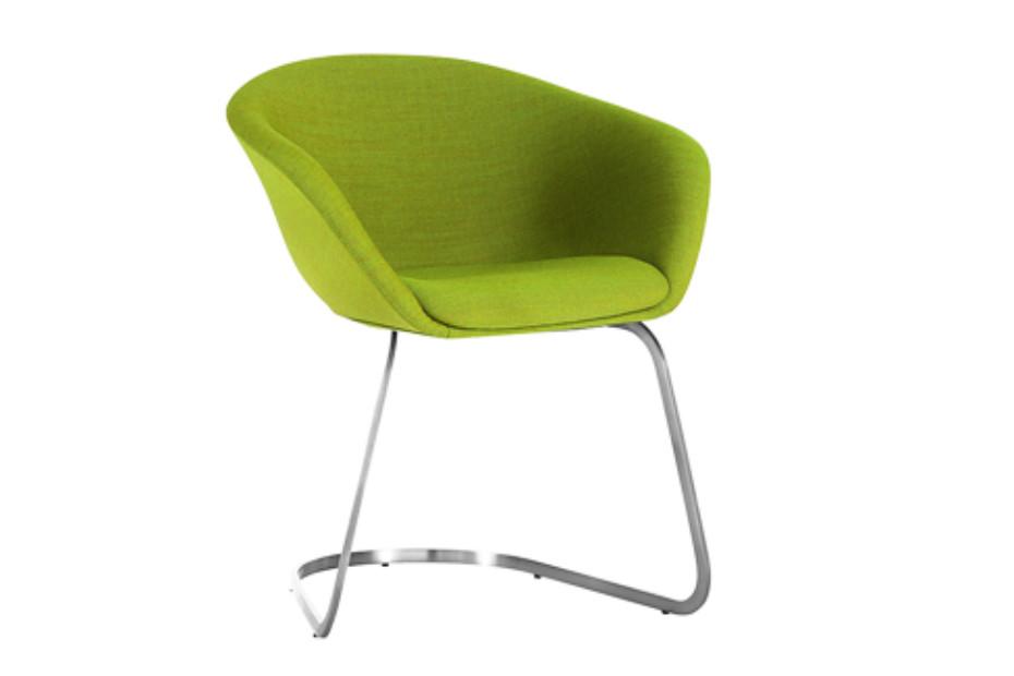 Outstanding Duna 02 Cantilever By Arper Stylepark Machost Co Dining Chair Design Ideas Machostcouk