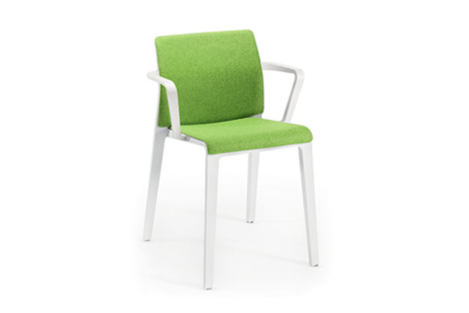 Juno - Closed backrest with seat and backrest pads
