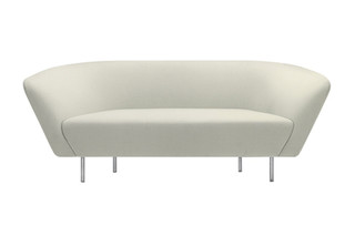 Loop - Sofa 2 seats  by  Arper