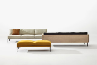 Steeve - 2/3 seater  by  Arper