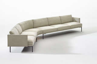 Steeve - Sofa, Modular  von  Arper