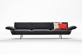 Zinta - Lounge  by  Arper