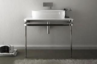 Azuley washbasin  by  Art Ceram