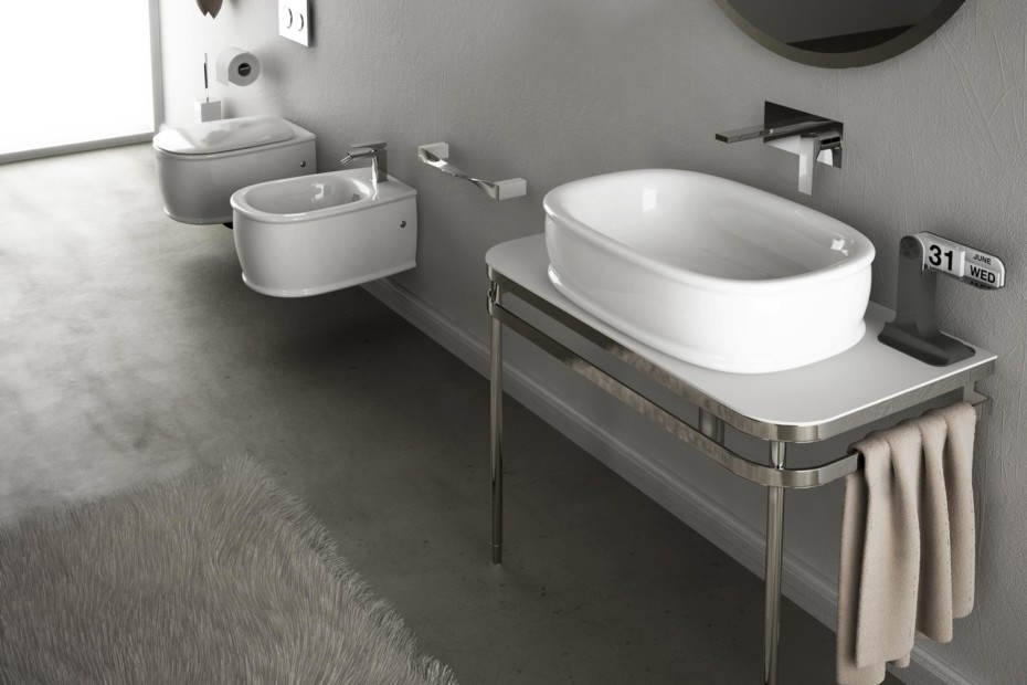 Azuley washbasin