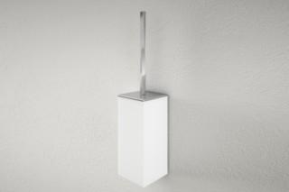 Girini toilet brush holder  by  Art Ceram