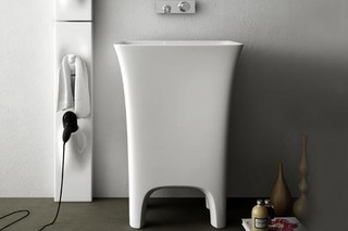 Sotto Sopra Cow washbasin  by  Art Ceram