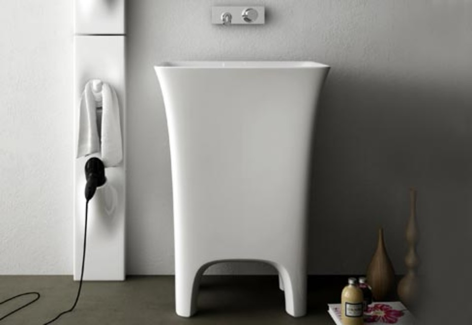 Sotto Sopra Cow washbasin