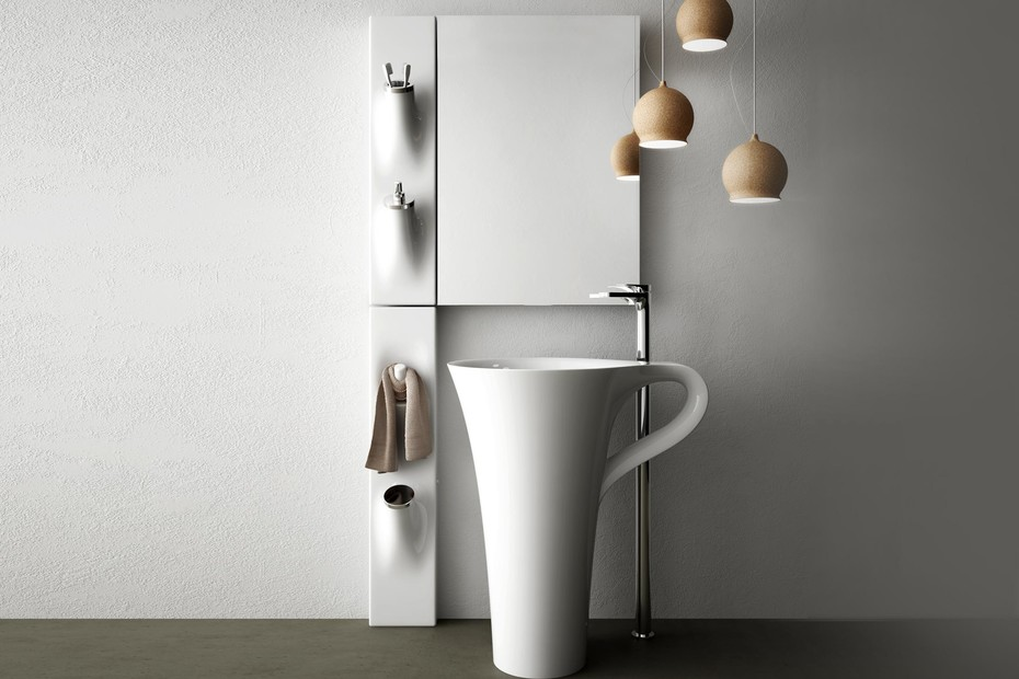 Sotto Sopra washbasin handle