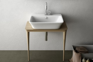 Sotto Sopra washbasin  by  Art Ceram