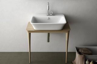 Sotto Sopra washbasin  by  Art Ceram