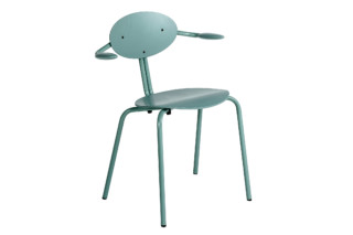 Lukki 5AR Chair  von  Artek