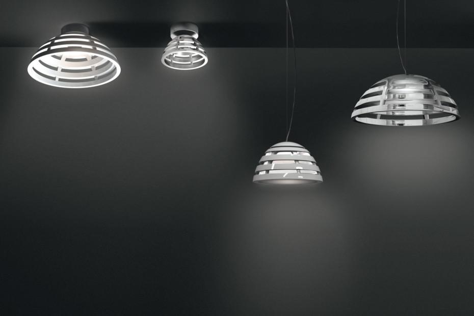 Incipit ceiling lamp