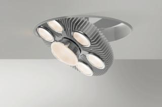 LoT Reflector Deckeneinbauleuchte  von  Artemide Architectural