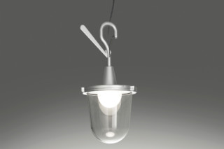 Tolomeo Lampione Hook  by  Artemide Outdoor