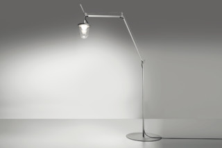 Tolomeo Lampione standing lamp  by  Artemide Outdoor