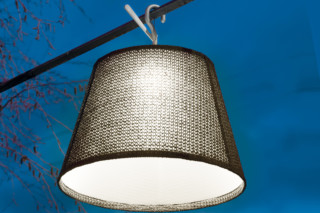 Tolomeo Paralume Hook  by  Artemide Outdoor
