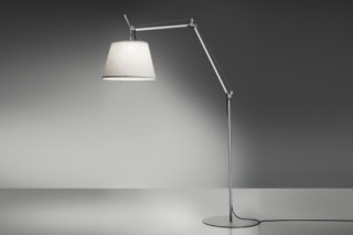 Tolomeo Paralume standing lamp  by  Artemide Outdoor