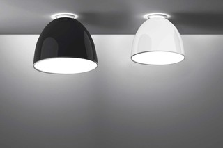 Nur Gloss Soffitto Mini  by  Artemide