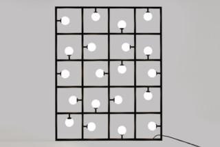 Squares Floor/ Wall Lamp  von  Atelier Areti